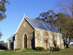Laggan church conversion - panorama