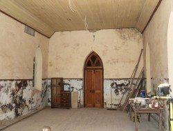 Laggan church conversion - starting point