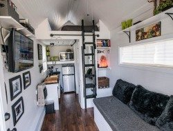 Shoebox Tiny Home by Tennessee Tiny Homes
