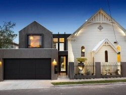 Moonee Ponds Anglican church conversion - street frontage