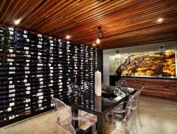 Moonee Ponds Anglican church conversion - wine cellar