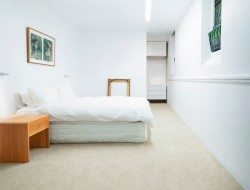 Queenscliff Church Residenial Conversion - Timber Ceiling - bedroom