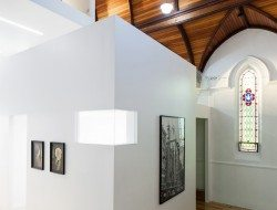 Queenscliff Church Residenial Conversion - Timber Ceiling