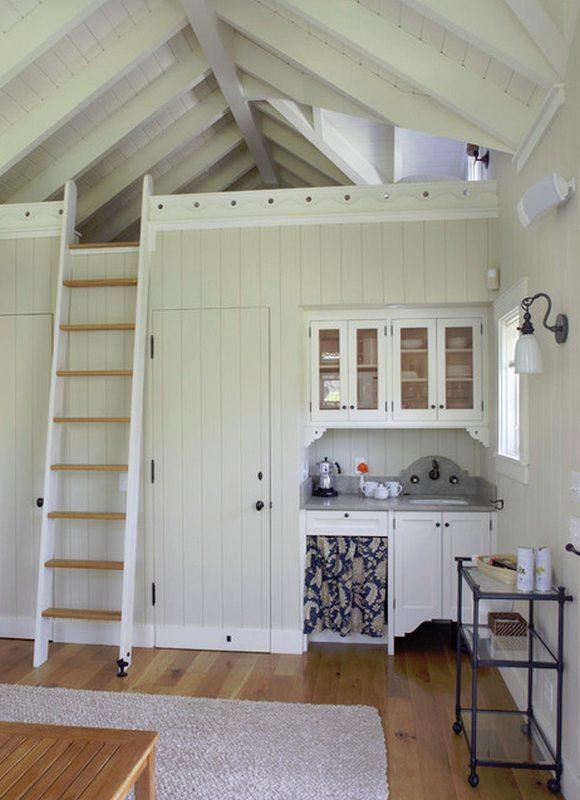 Spruce Street Cottage by Koch Architects