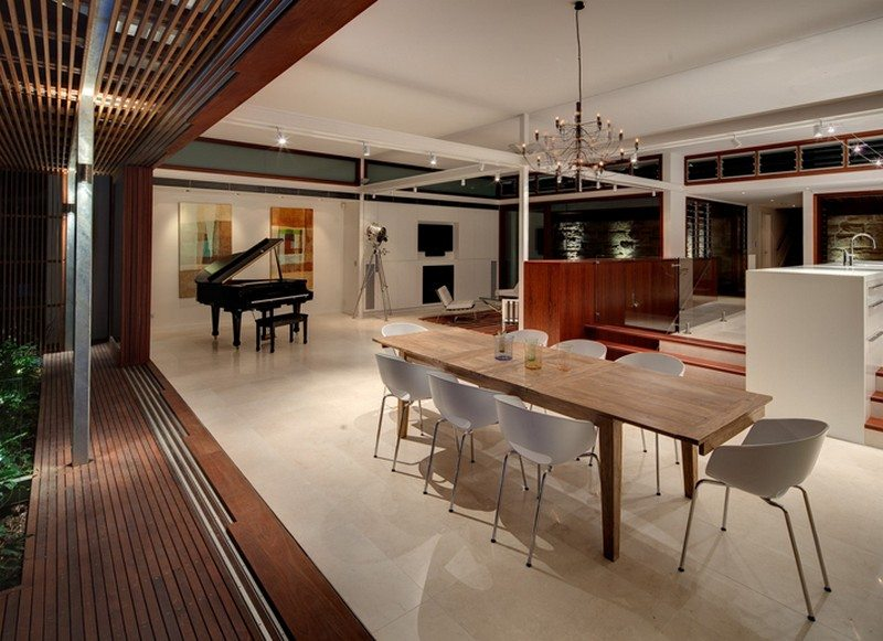 Tennyson Point Residence by CplusC - Interior
