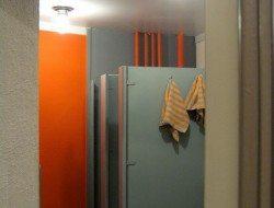 The bathroom - ICBM Missile Silo