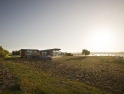Beached House on the coast of Victoria, Australia