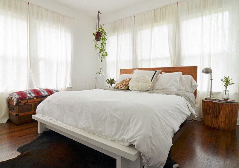 As bedroom sidetables...