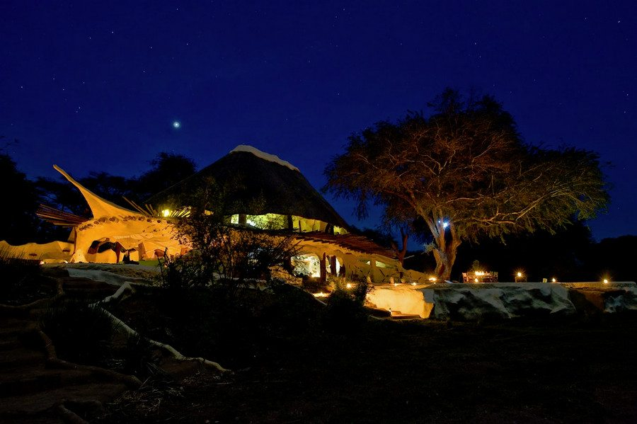 Chongwe River House - Evening