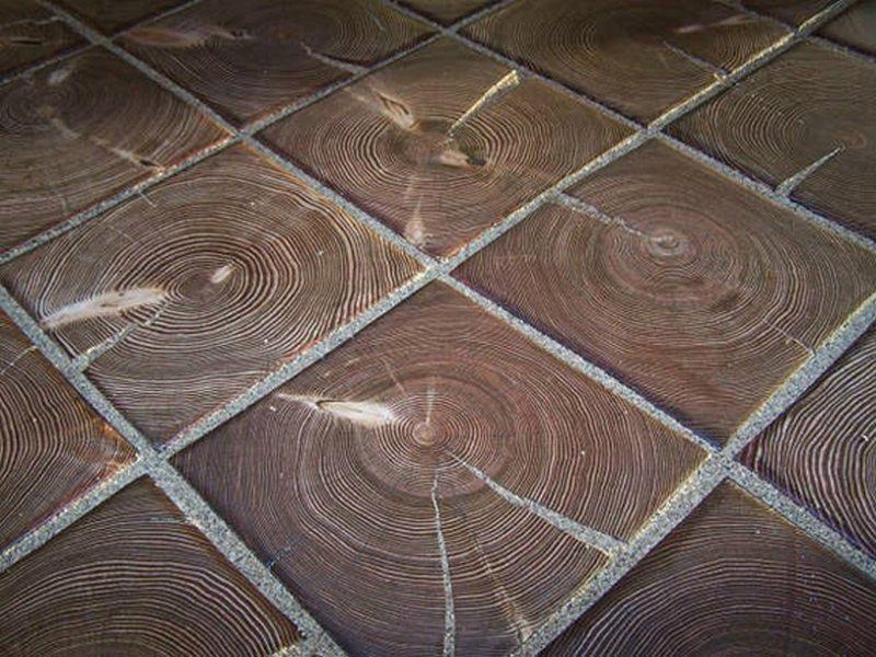 As wonderful flooring?