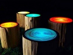 Or fun glow in the dark stools