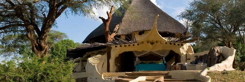 Chongwe River House - glamping at it's best