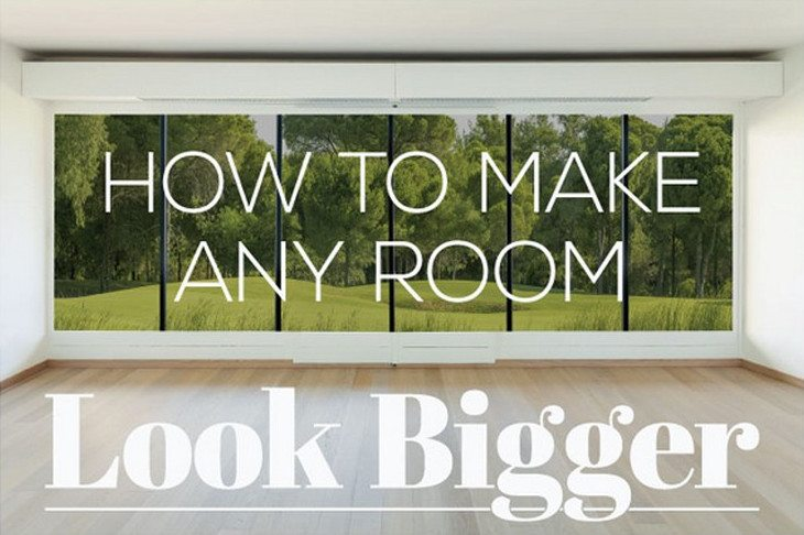 Tiny Home Designs: How To Make A Room Look Larger