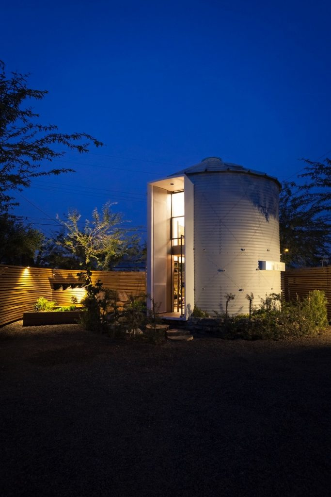 Silo House - Phoenix Arizona