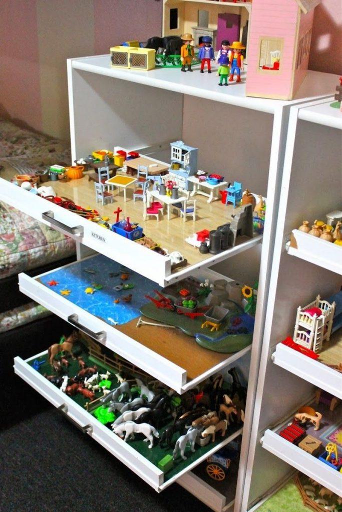 Toy Drawer Storage