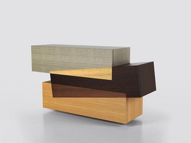 Furniture Design by Joel Escalona
