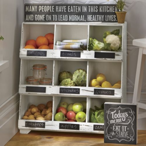 Fresh Ideas For Storing Produce The Owner Builder Network
