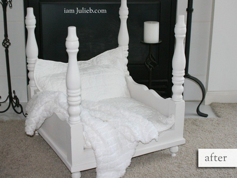 Fabulous dog bed design ideas your pets will enjoy the for Dog bed table