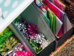 Magazine Holder Idea - Craft Items Organizer