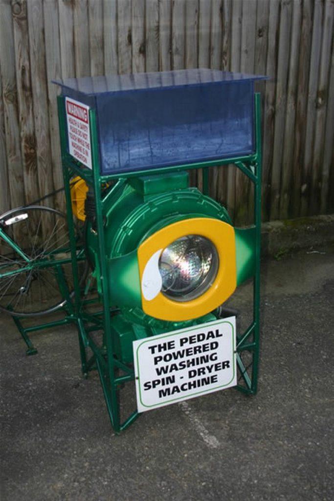 Off-Grid Washing Machines