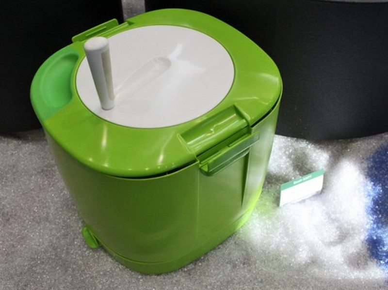 human power washing machine