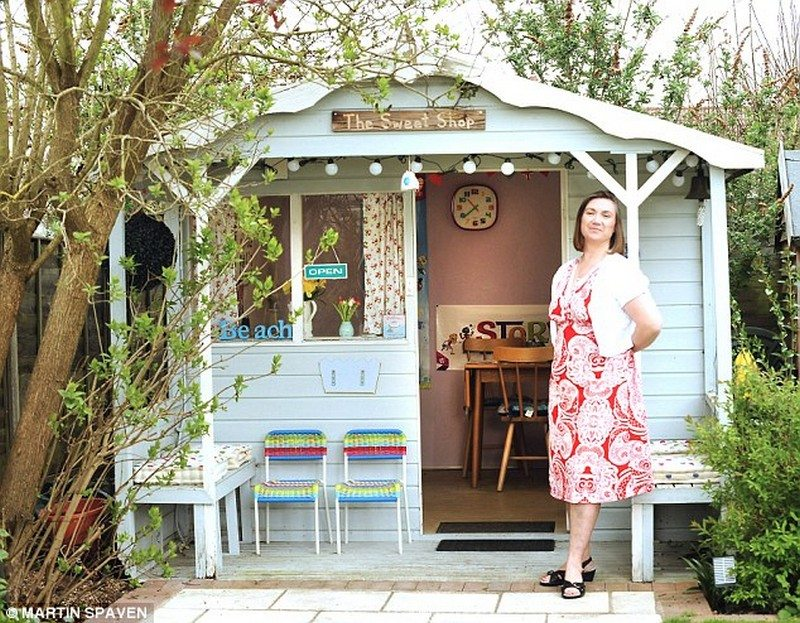 Amazing She-Sheds - A Woman's Answer To The Man Cave | The ...