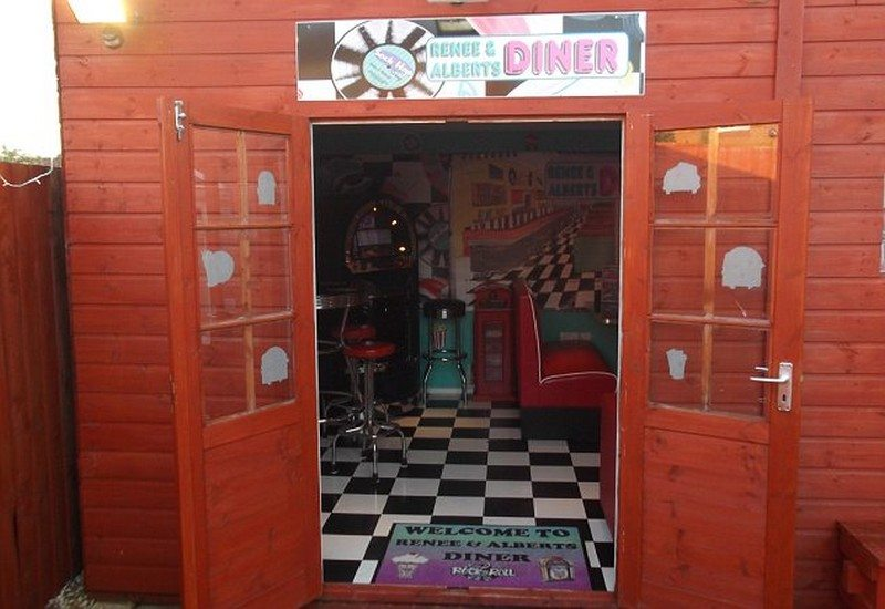 A Woman's Answer To The Man Cave