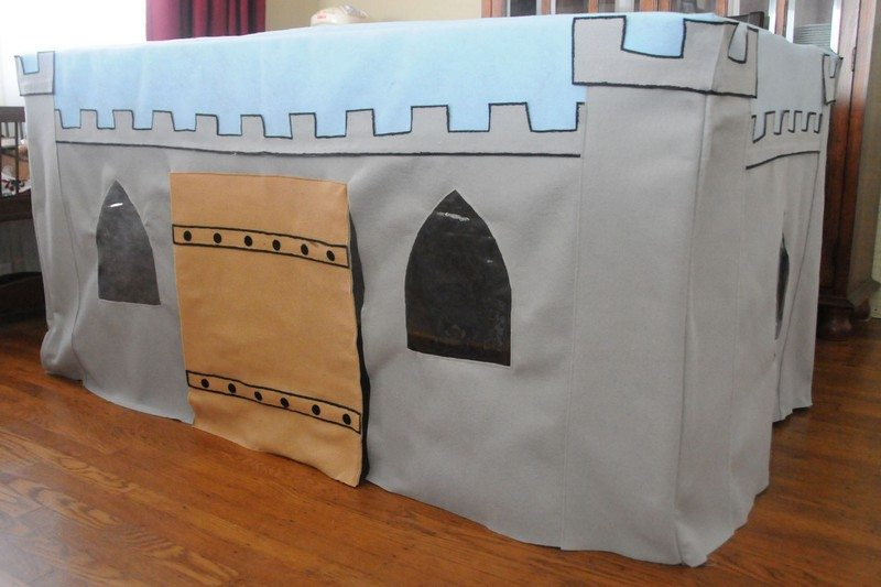 A Castle Fit for Little Kings