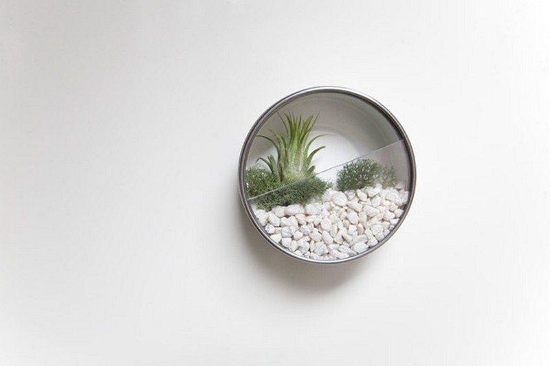 DIY Wall Garden Favors