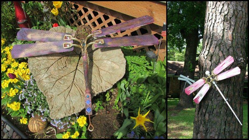 Ceiling Fan Blade Dragonflies