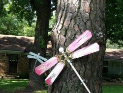 Ceiling Fan Blades Dragonflies