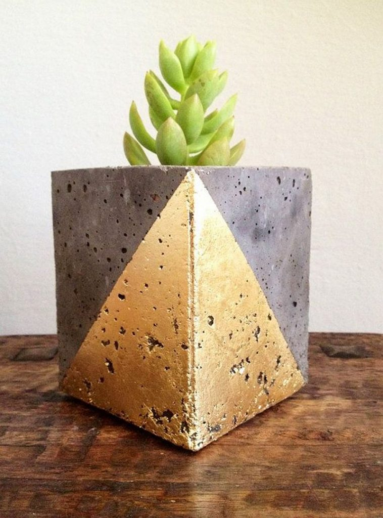 How To Make Your Own Concrete Planter The Owner Builder