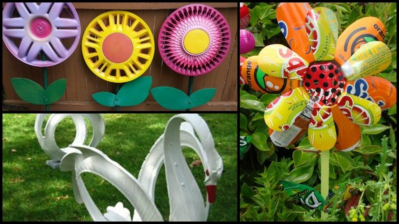 Garden Art Ideas For Kids awesome diy garden art ideas