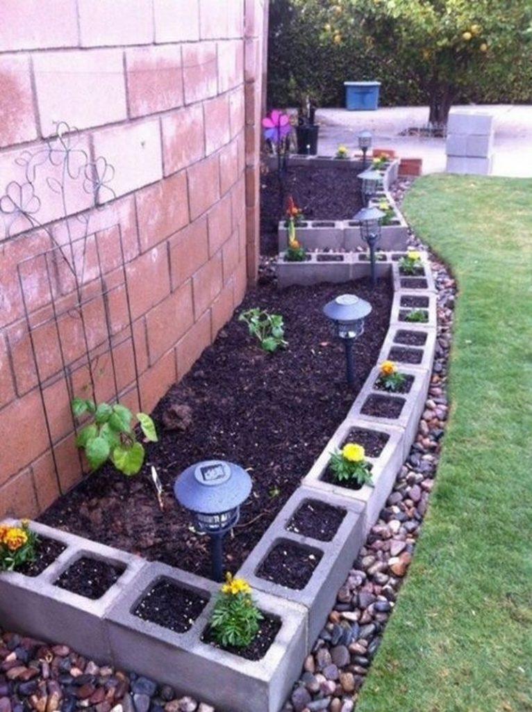 Garden Bed Edging Ideas