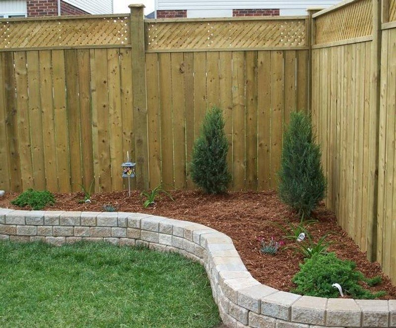 Eleven interesting garden bed edging ideas | The Owner ... on Flower Bed Ideas Backyard id=22261