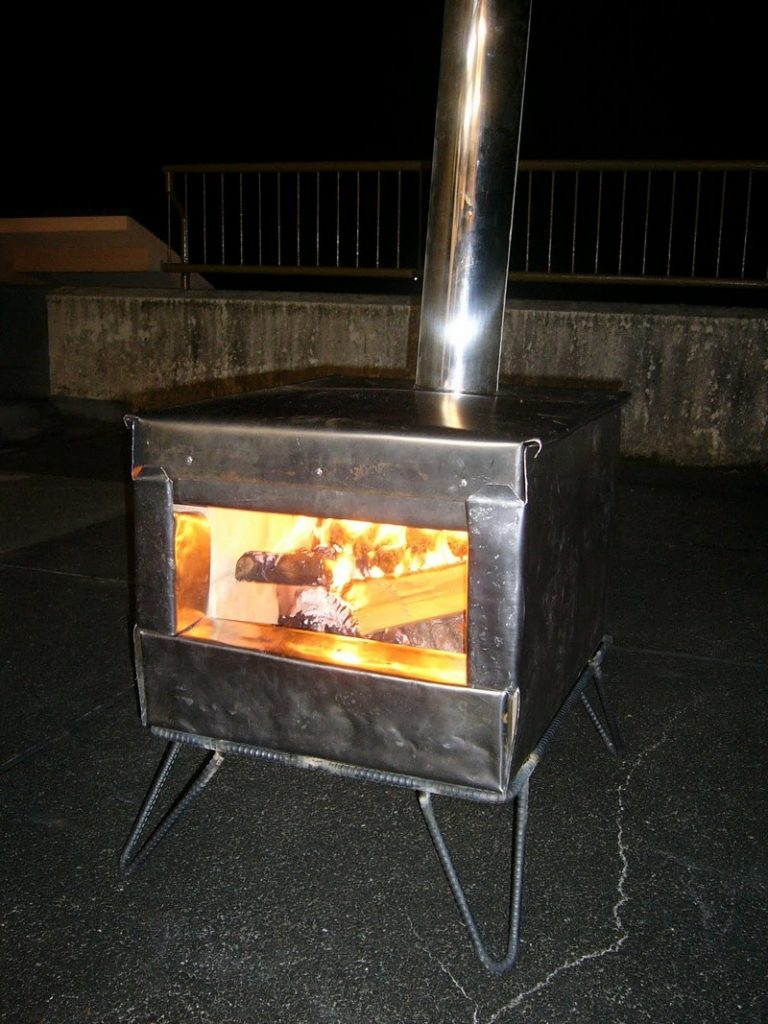Homemade Wood Burning Stoves And Heaters | The Owner ...