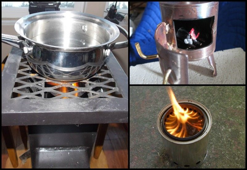 - Homemade Wood Burning Stoves And Heaters
