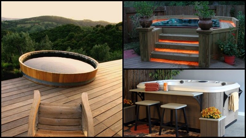 Sizzling Hot Tubs