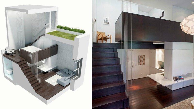 Manhattan Micro by Specht Harpman Architects