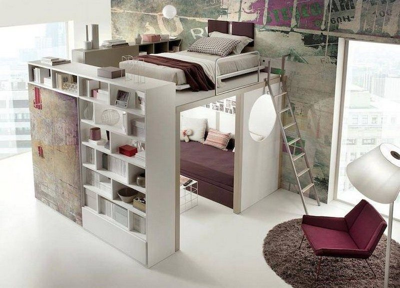 Space-saving Bedroom Ideas