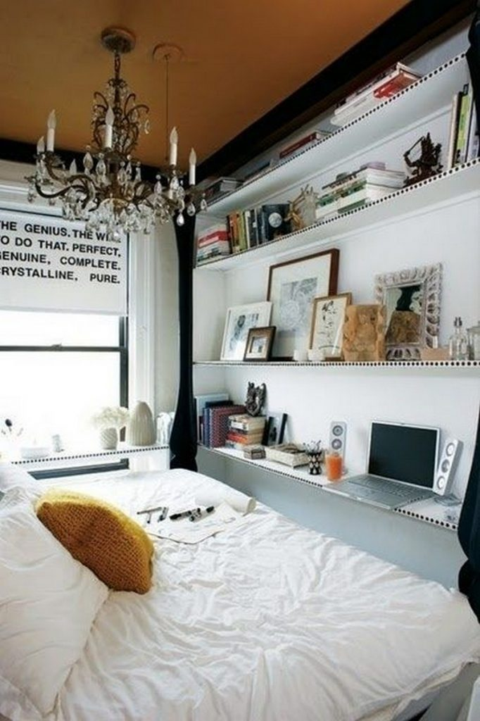 8 ideas for maximizing small bedroom space the owner 19798 | space saving bedroom ideas 25
