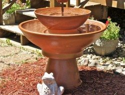 Terra Cotta Fountains