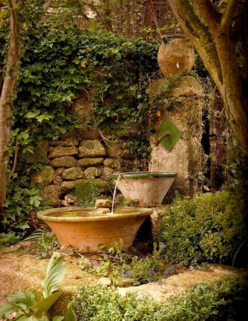 Terra Cotta Fountains