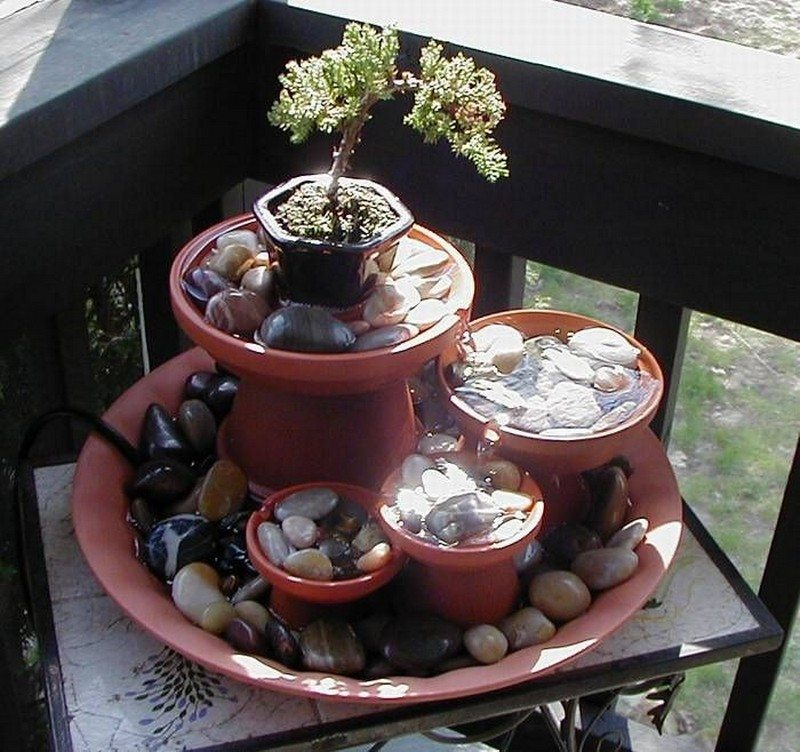 Terra Cotta Pots Project