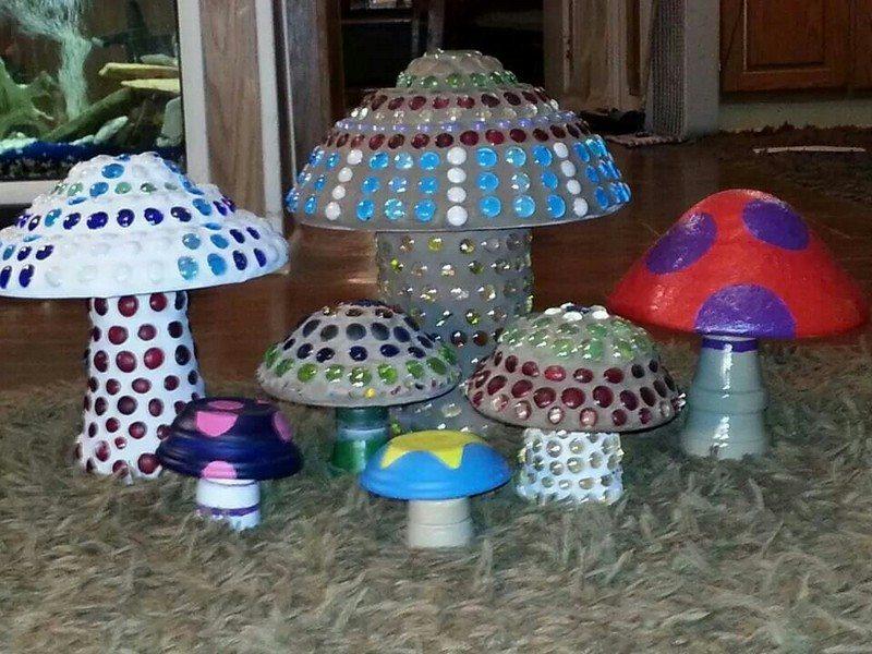 Terra Cotta Pots Project