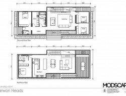 Barwon Heads by Modscape - floorplan
