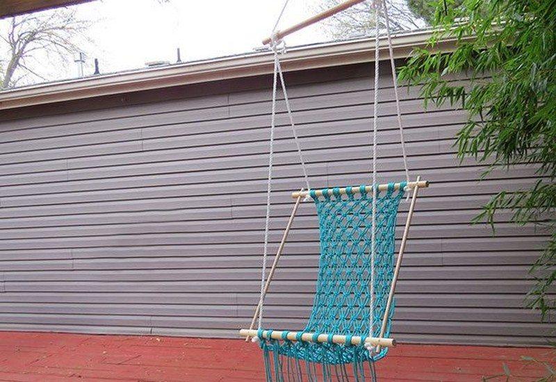 How to Make a Crocheted Hammock