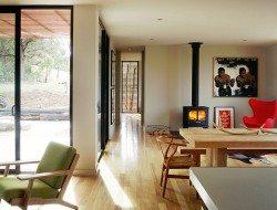Mod House by PreBuilt - living area