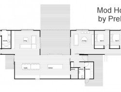 Mod House by PreBuilt - floorplan