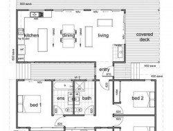 Park Street - floor plan